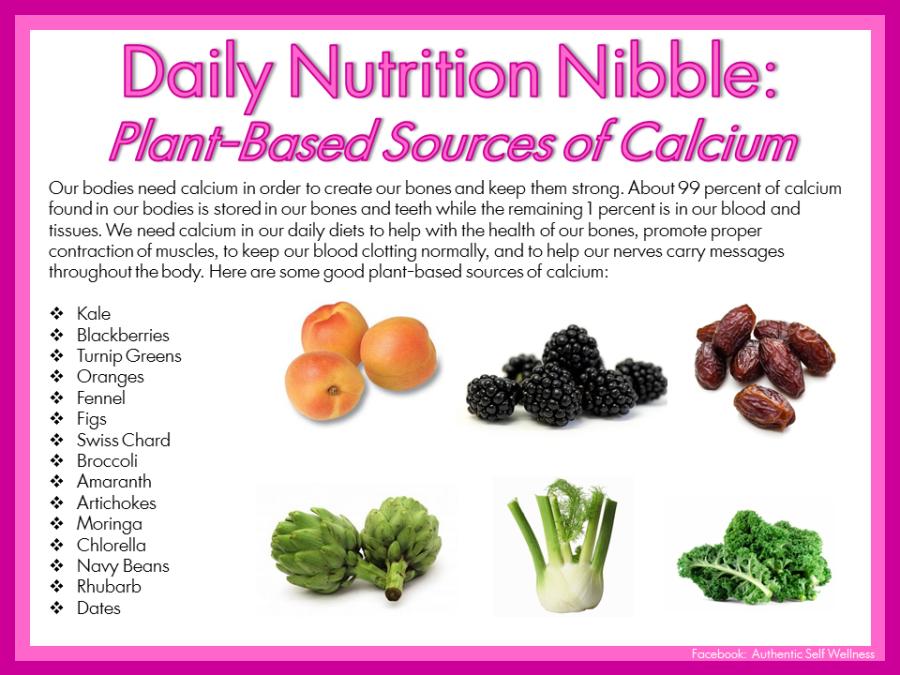 Plant Based Calcium